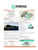 3D Medical Manufacturing