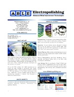 Able Electropolishing Company