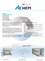 Achem Industry America Inc.