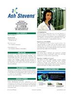 Ash Stevens