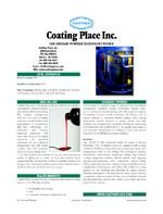 Coating Place, Inc.