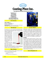 Coating Place Inc.
