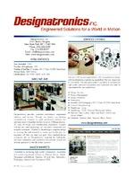 Designatronics Inc.