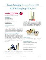 HCP Packaging USA, Inc.