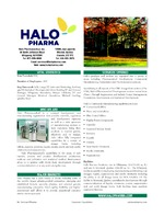 Halo Pharmaceutical