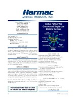 Harmac Medical Products Inc.