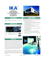 IKA - Works, Inc.