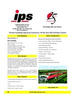 IPS-Integrated Project Services