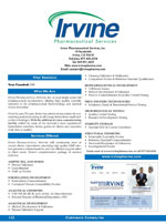Irvine Pharmaceutical Services, Inc.