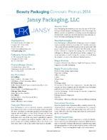 Jansey Packaging