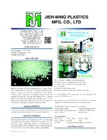 Jieh-Ming Plastics Mfg. Co. Ltd.
