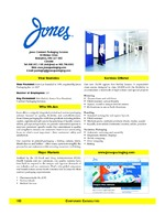 Jones Contract Packaging Service