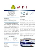 MDI - Molded Devices, Inc.