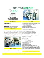 Pharmalucence, Inc.