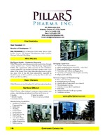 Pillar5 Pharma Inc.