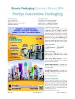 ProSys Packaging Equipment Co.