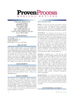 Proven Process Medical Devices