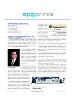 SPGPrints America, Inc