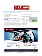Sistrade - Software Consulting, S.A.