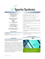 Sparta Systems Inc.