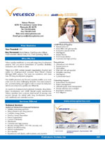 Velesco Pharmaceutical Services