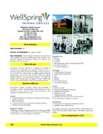 WellSpring Pharma Services