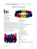 Bottle Coatings
