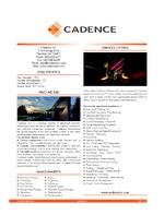 Cadence Inc.