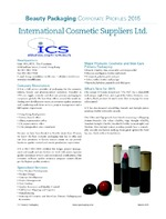 International Cosmetics Suppliers, Ltd.