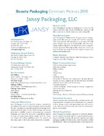 Jansy Packaging