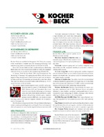 Kocher + Beck USA L.P.