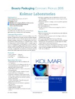 Kolmar Laboratories, Inc.