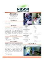 Nelson Laboratories Inc.