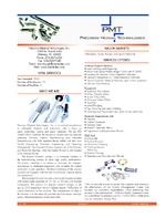 Precision Medical Technologies Inc.