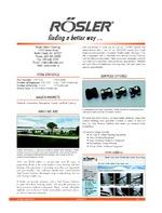 Rosler Metal Finishing