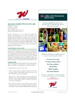 Wausau Coated Products Inc.